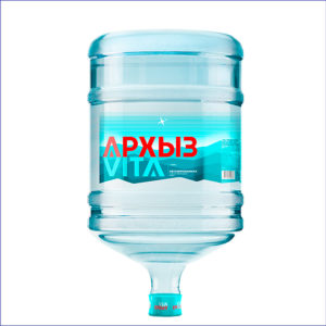 Вода питьевая «Архыз» 19 л.