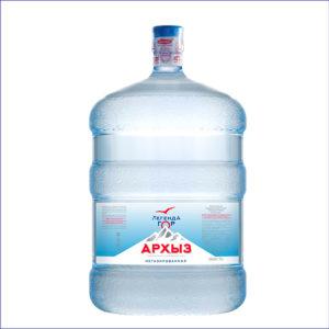 "Вода ""Архыз - Легенда гор"" 19 л."