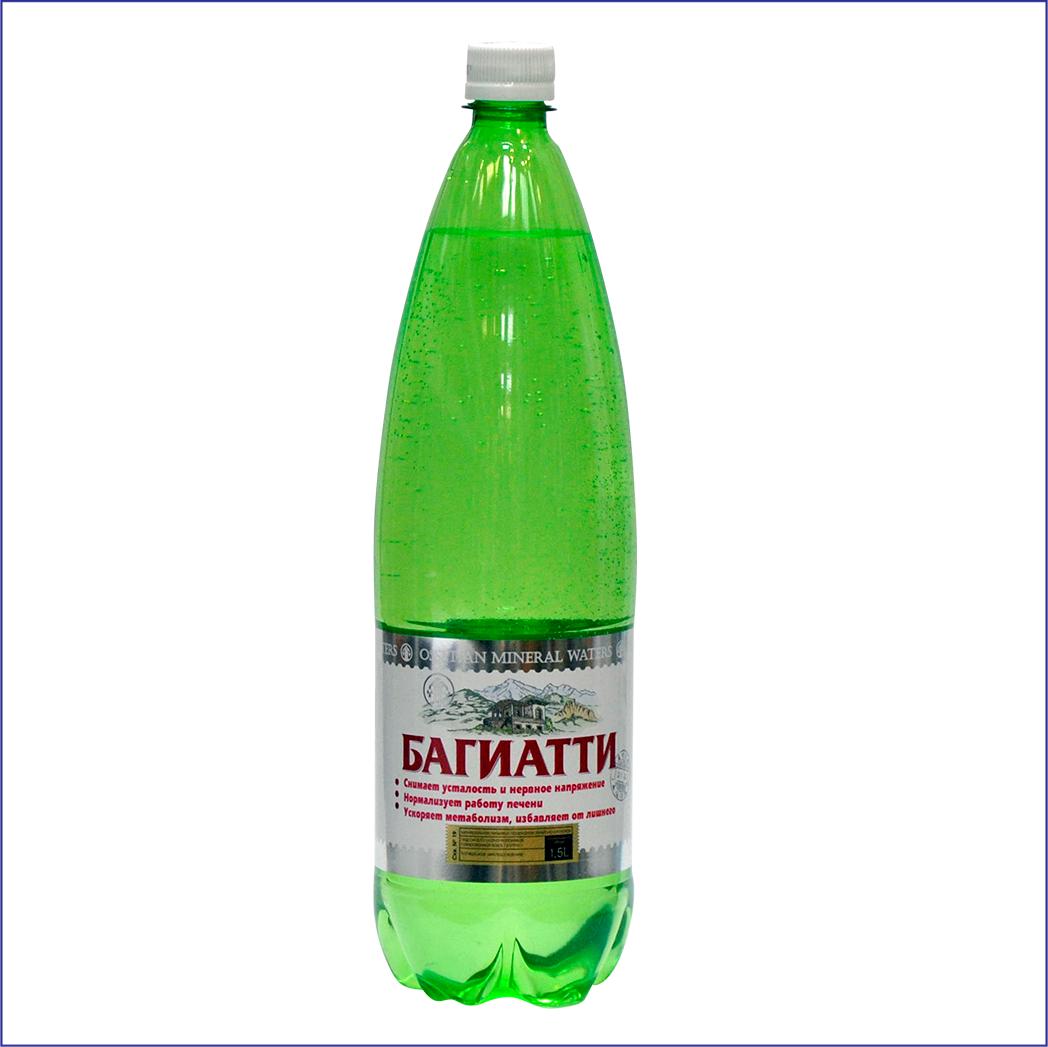 лечебно столовая минеральная вода