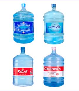 4 воды