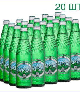 """Минеральная вода """"Нарзан"""" 0,5л./20/СТ/газ"""
