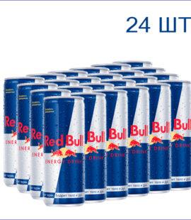 "Энергетический напиток ""Red Bull"" 0,25л./24/ж/б/газ"