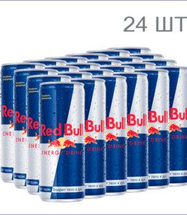 "Энергетический напиток ""Red Bull"" 0,355л./24/ж/б/газ"