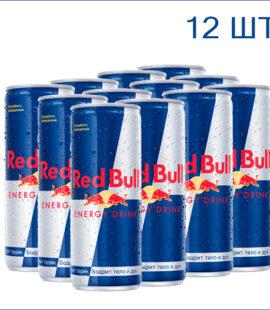 "Энергетический напиток ""Red Bull"" 0,473л./12/ж/б/газ"
