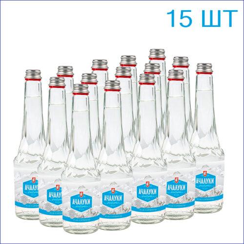 """Вода питьевая """"Ачалуки"""" 0,5л./15/СТ/негаз"""