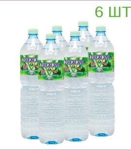 """Вода питьевая """"Сенежская"""" 1,5л./6/ПЭТ/негаз"""