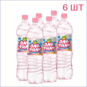 """Вода питьевая """"Для ляль"""" 1,5л./6/ПЭТ/негаз"""