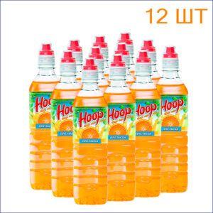 "Напиток ""Hoop"" апельсин 0,5л./12/ПЭТ/спорт - 12"