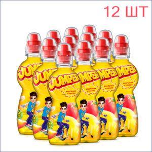 """Напиток """"Jumper"""" банан-персик 0,33/12/ПЭТ/спорт - 12"""