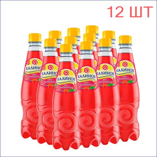 "Лимонад ""Калинов"" барбарис 0,5л./12/ПЭТ - 12"