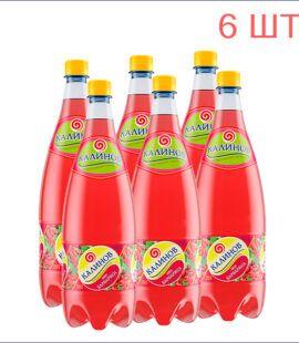 "Лимонад ""Калинов"" барбарис 1,5л./6/ПЭТ - 6"