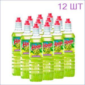 "Напиток ""Hoop"" виноград 0,5л./12/ПЭТ/спорт - 12"