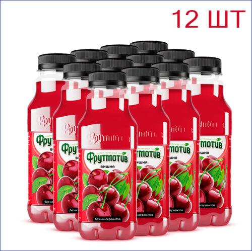 "Напиток ""Фрутмотив"" вишня 0,5л./12/ПЭТ - 12"
