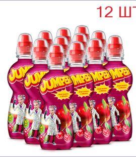 """Напиток """"Jumper"""" вишня-яблоко 0,33/12/ПЭТ/спорт - 12"""