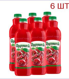 "Напиток ""Фрутмотив"" вишня 1,5л./6/ПЭТ - 6"