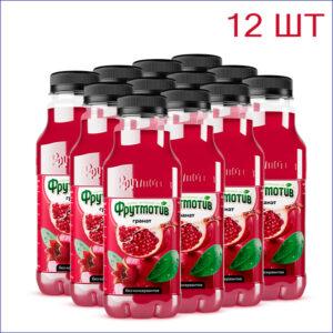 """Напиток """"Фрутмотив"""" гранат 0,5л./12/ПЭТ - 12"""