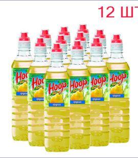 """Напиток """"Hoop"""" груша 0,5л./12/ПЭТ/спорт - 12"""