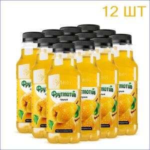 """Напиток """"Фрутмотив"""" груша 0,5л./12/ПЭТ - 12"""