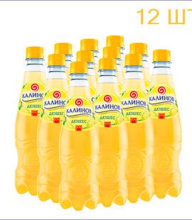 "Лимонад ""Калинов"" дюшес 0,5л./12/ПЭТ - 12"