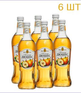 "Лимонад ""Вкус Года"" дюшес 0,6л./6/СТ - 6"