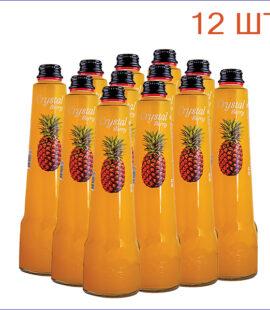 "Напиток ""Crystal Berry"" ананас 0,45л./12/СТ - 12"