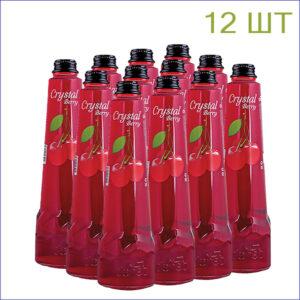 "Напиток ""Crystal Berry"" вишня 0,45л./12/СТ - 12"