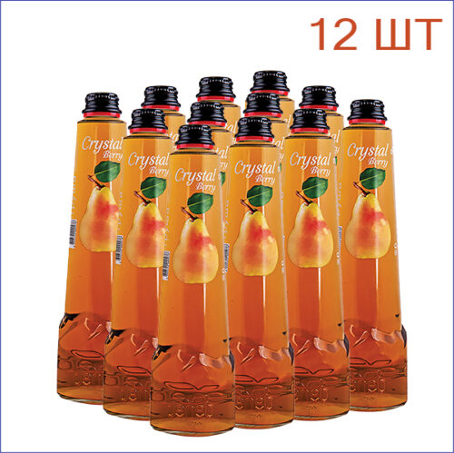"Напиток ""Crystal Berry"" груша 0,45л./12/СТ - 12"