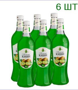 """Лимонад """"Вкус Года"""" киви 0,6л./6/СТ - 6"""