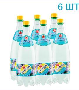 """Лимонад """"Калинов"""" колокольчик 1,5л./6/ПЭТ - 6"""
