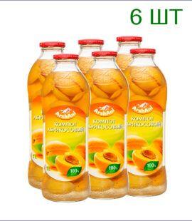"""Компот """"Аршани"""" абрикос 1л./6/СТ"""