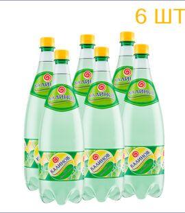 """Лимонад """"Калинов"""" лимон-лайм 1,5л./6/ПЭТ - 6"""