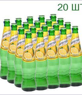 """Лимонад """"Натахтари"""" лимон 0,5л./20/СТ - 20"""