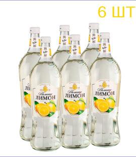 """Лимонад """"Вкус Года"""" лимон 0,6л./6/СТ - 6"""