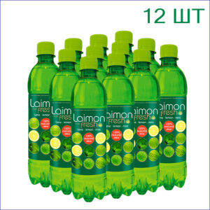 """Напиток """"Лаймон Фреш"""" max 0,5л./12/ПЭТ - 12"""