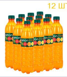 """Напиток """"Лаймон Фреш"""" orange 0,5л./12/ПЭТ - 12"""