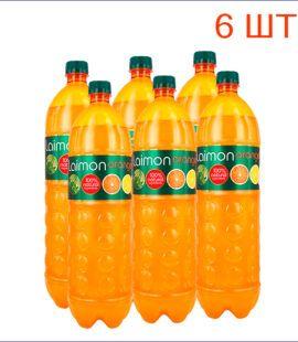 """Напиток """"Лаймон Фреш"""" orange 1,5л./6/ПЭТ - 6"""