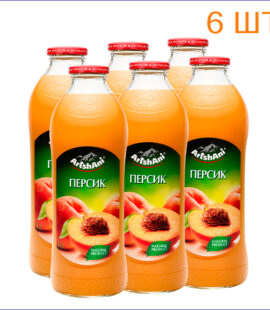 "Нектар ""Аршани"" персик 1л./6/СТ - 1"
