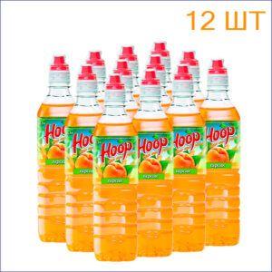 """Напиток """"Hoop"""" персик 0,5л./12/ПЭТ/спорт - 12"""