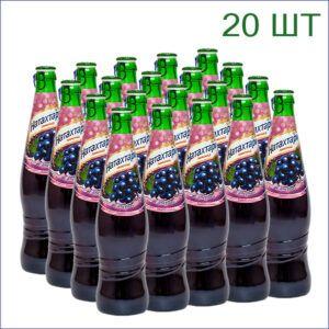 """Лимонад """"Натахтари"""" саперави 0,5л./20/СТ - 20"""