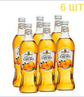 """Лимонад """"Вкус Года"""" ситро 0,6л./6/СТ - 6"""