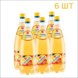 "Лимонад ""Калинов"" ситро 1,5л./6/ПЭТ - 6"