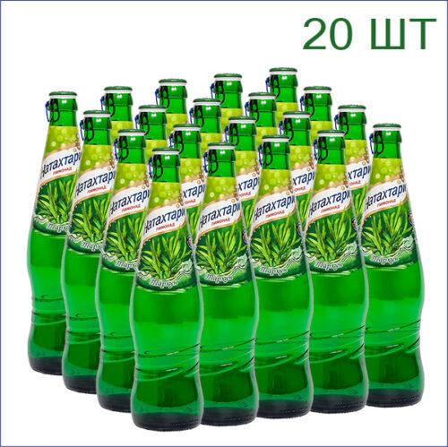 """Лимонад """"Натахтари"""" тархун 0,5л./20/СТ - 20"""