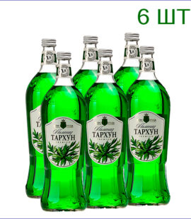 """Лимонад """"Вкус Года"""" тархун 1л./6/СТ - 6"""