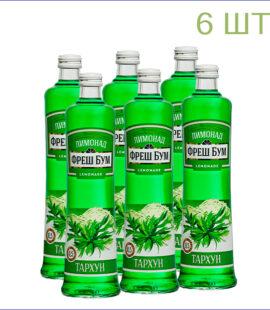 """Лимонад """"Фреш Бум"""" тархун 0,5л./6/СТ - 6"""