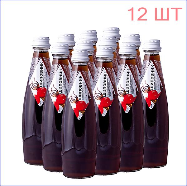 "Напиток ""Defito"" шиповник 0,5л./12/СТ - 12"