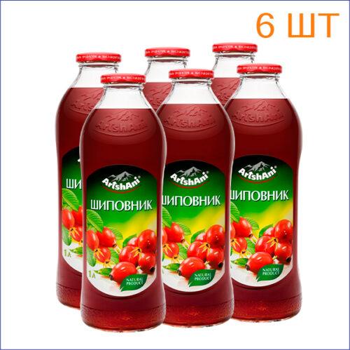 """Нектар """"Аршани"""" шиповник 1л./6/СТ - 6"""