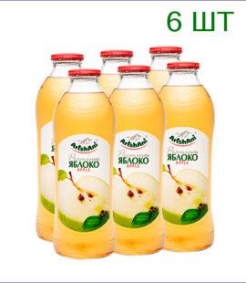 """Сок """"Аршани"""" яблоко 1л./6/СТ - 6"""