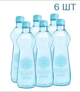 """Питьевая вода """"Талая"""" 0,25л./6/СТ/негаз"""
