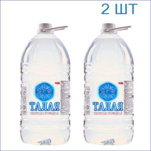 """Питьевая вода """"Талая"""" 5л./2/ПЭТ/негаз"""
