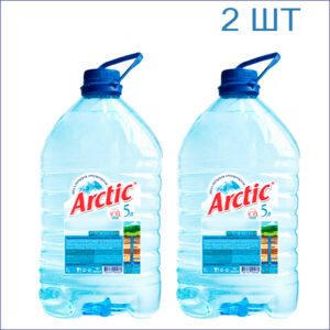 """Вода питьевая """"Arctic"""" 5л./2/ПЭТ/негаз"""